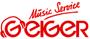 Logo Music Service Geiger